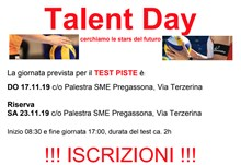 FTEM Talent Day (test Piste)